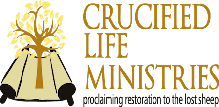 Crucified Life Ministries Retina Logo